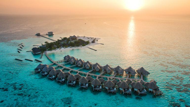 Drift resort