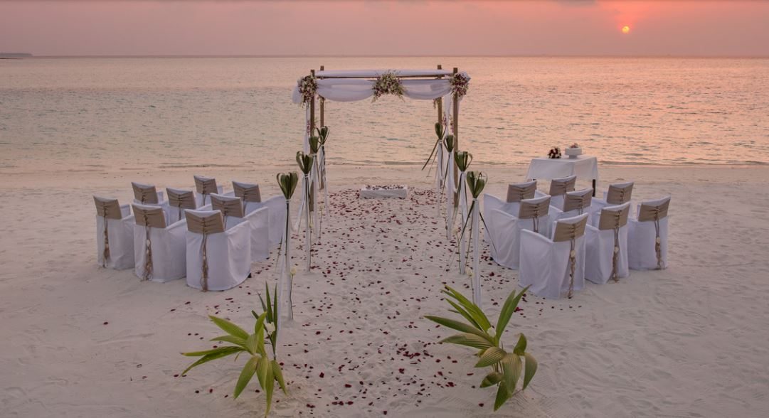 Best resort for wedding maldives