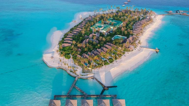 Fushifaru best resort maldives
