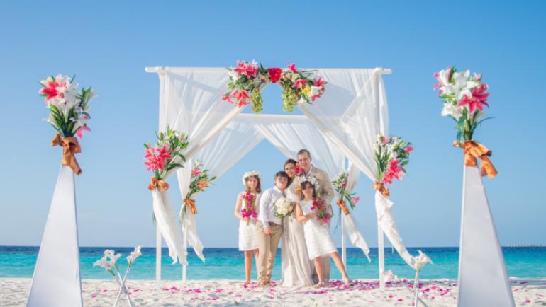 Weddings at Centara Grand Island Resort & Spa Maldives