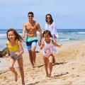 Maldives family
