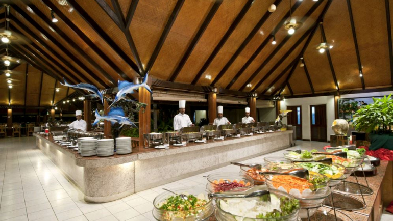 Indian restaurant Maldives